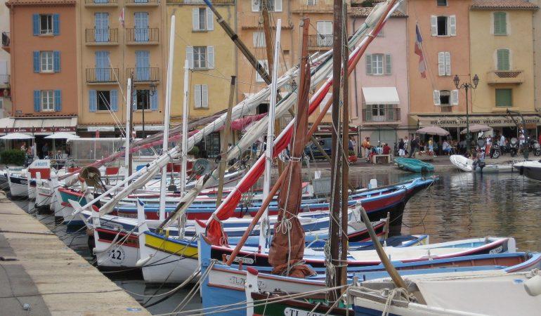 visiter Saint-Tropez